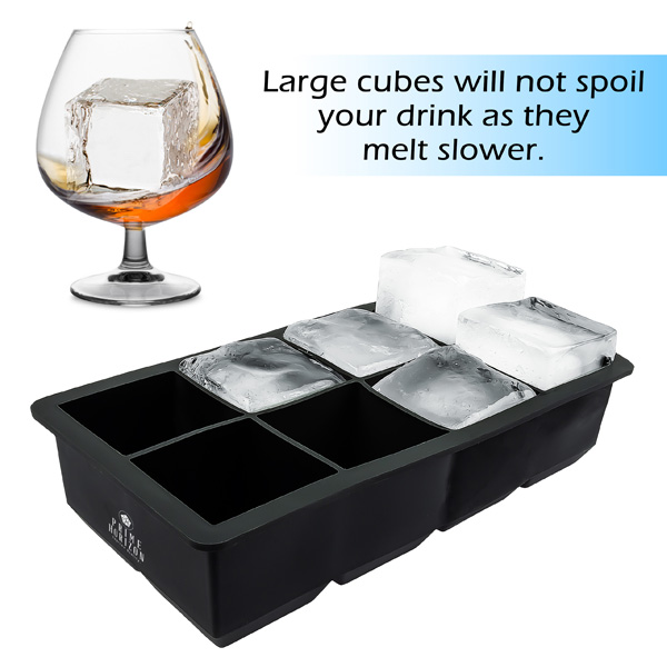 Ice tray product photography