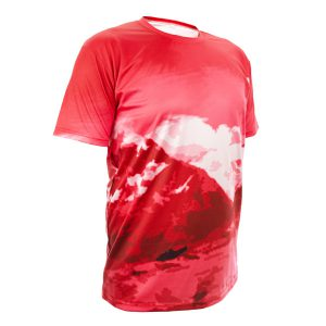 Invisible mannequin tshirt